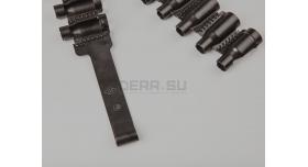 Пулемётная лента для ПК (пулемёта Калашникова) / Оригинал склад с протяжкой [ак-109]