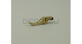 Спусковой крючок для пистолета ПМ / С осью латунь склад [пм-64]