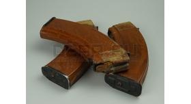 Магазин для АК-47/АКМ (7.62х39-мм) / На 30 патронов рыжий бакелит Звезда Б/У [ак-59]