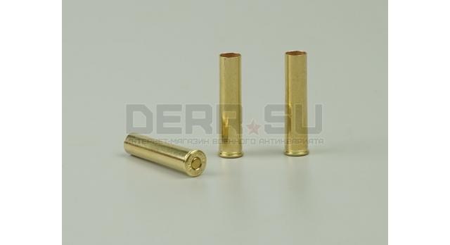 Гильзы 7.62х38-мм для револьвера Наган / C капсюлем КВБ-9 новые латунь [наган-66]