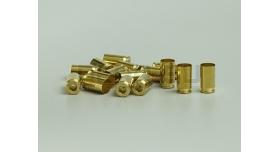 Гильзы 9х17-мм Курц (.380 Auto) / Без капсюля новые латунь [гил-43]