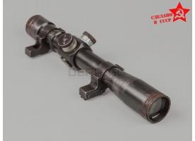 Винтовочный оптический прицел образца 1931 г. Емельянова