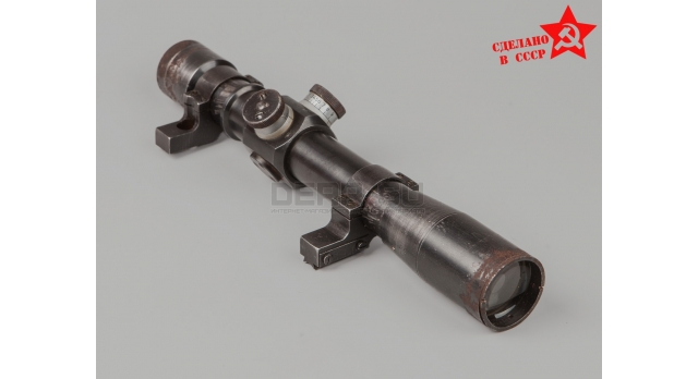 Оптический прицел ПЕ / Оригинал с базой 1940 год [по-42]