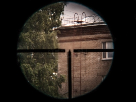 5466 Оптический прицел ПУ Красногорского завода
