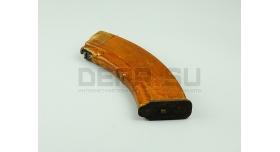 Магазин для АК-47/АКМ (7.62х39-мм) / На 30 патронов рыжий бакелит Ижевск склад [ак-161]