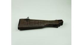 Приклад для АК / Под АК-74 сливовый пластик новый [ак-47]