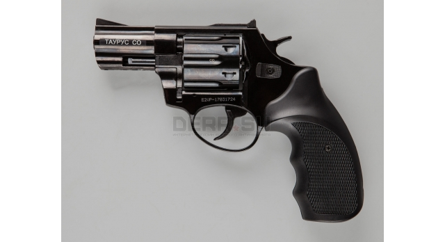 Холостой револьвер Таурус-СО / TAURUS-CO Воронённый калибра 10ТК (Курс-С) под 10ТК [мт-705]