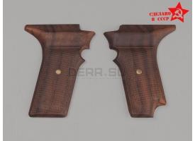 Накладки на рукоятку для пистолета ТТ
