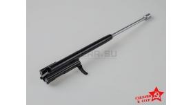 Затворная рама для АК с газовым поршнем / Под АКМ с поршнем новая [ак-126]