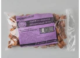 Пыж пробковый / 12 калибр Н10 для латунной гильзы упаковка 80 шт. [мт-768]