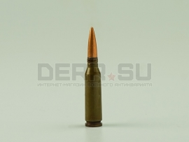 651 Учебные патроны 5.45х39-мм для АК-74
