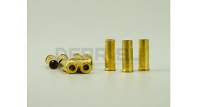 Гильзы 7.62х38-мм для револьвера Наган / Декапсюлированные спортивные [гил-22]