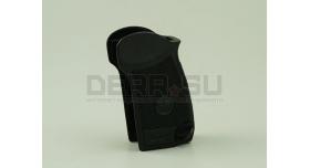 Рукоятка для пистолета ПМ / Чёрный пластик склад [пм-13]