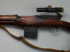 977 Снайперская винтовка Токарева АВТ-40 СХП (СО-АВТ)
