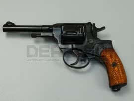 998 Револьвер сигнальный Наган «Блеф»